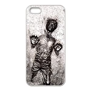 Carbonite han solo Phone Case For Ipod Touch 4 Cover