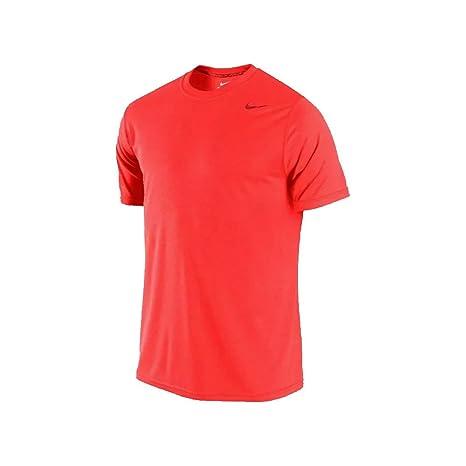 cca2515cb198a Amazon.com : Nike Legend Men's Dri-Fit Training T-Shirt Tee Orange Size M :  Sports & Outdoors