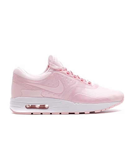 purchase cheap 192eb eb769 Nike Air Max Zero SE (Kids) Pink White