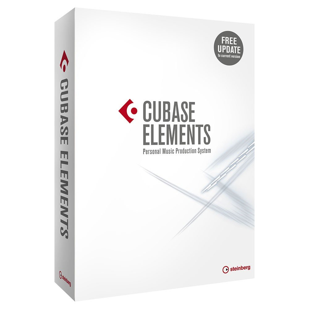 Steinberg Cubase Elements 9 Recording Software by Steinberg