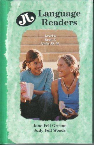 J and J Language Readers: Level 2, Books D-F
