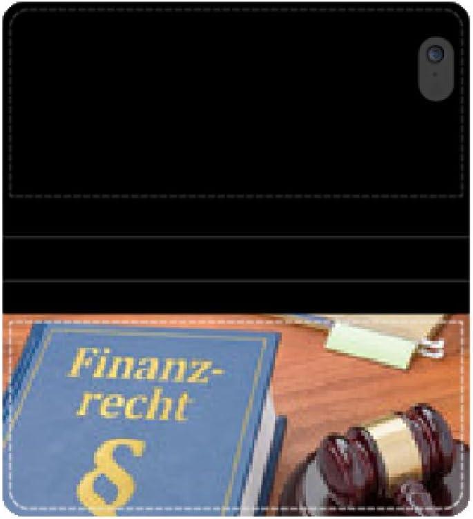 Prefijo con mazo - caja de la carpeta de cuero protector finanzas con ranuras para tarjetas y bolsillo para billetes iPhone 4 4S 5 5S 6 6S/Samsung S3 S4 S5: Amazon.es: Electrónica