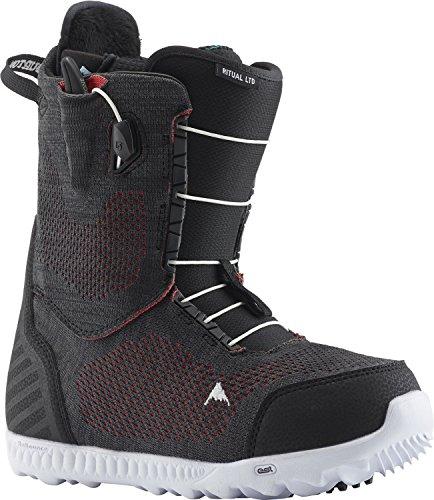 - Burton Ritual LTD Snowboard Boots Charcoal/Coral Womens Sz 7.5