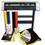 31'' Vinyl Cutter Machine w/Software Vinly Sign Plotter Great Starter Bundle Kit