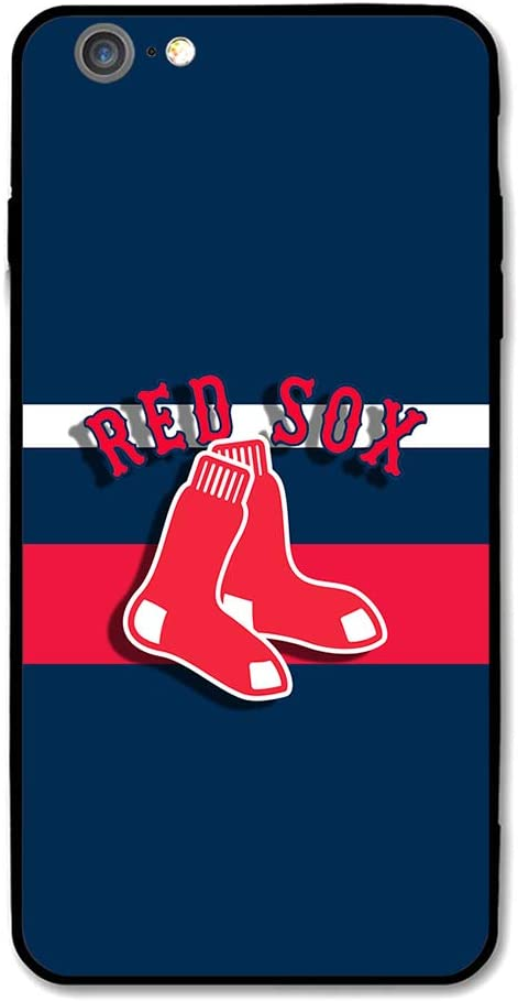 iPhone 7 iPhone 8 Baseball Case Acrylic PC Back Cover TPU Silicone 2 in 1 Phone Case Designed for Apple iPhone 7//8 4.7 Inch