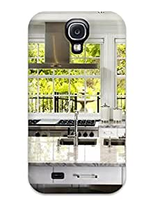 linJUN FENGCute Tpu AllenJGrant Streamlined Oven Hood Minimalizing Impact On Garden View Case Cover For Galaxy S4