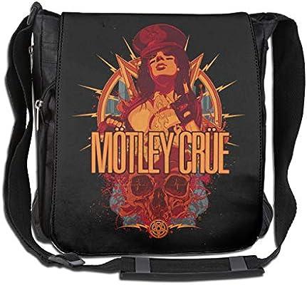 Motley CrueStylish and Comfortable Casual Shoulder Crossbody Bag with Large Capacity