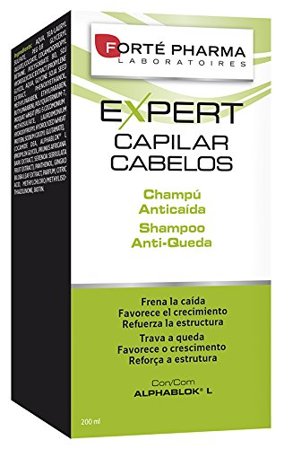 Forté Pharma Expert Capilar Champú - 200 ml: Amazon.es: Belleza