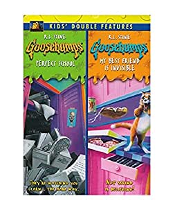 Goosebumps: Perfect School / Goosebumps: My Best Friend Is Invisible (Kids Double Features)