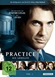 Practice - Die Anwälte, Vol. 1 [3 DVDs]