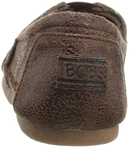 Chaussure Chill Luxe Suede Skechers Chocolate De Flotteurs pqS1x