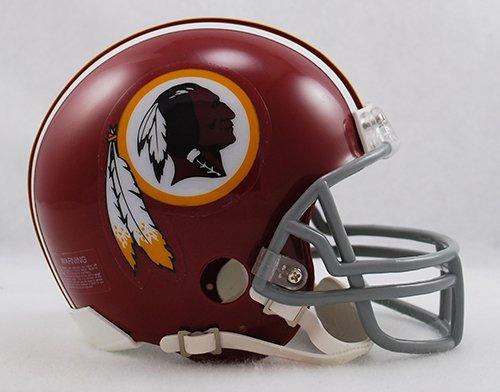 Washington Redskins 1972-77 Throwback NFL Riddell Replica Mini Helmet (Mini Replica Throwback Helmet 1972)