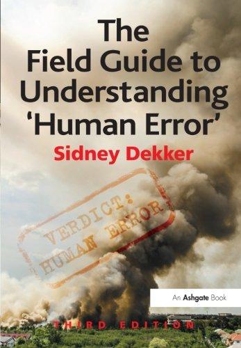 Download The Field Guide to Understanding 'Human Error' Pdf