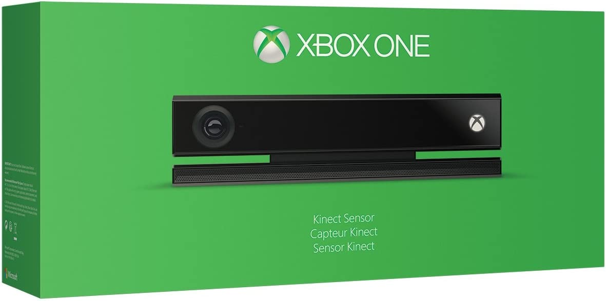 Amazon Com Xbox One Kinect Sensor Video Games