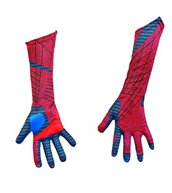 The Amazing Spider-man 3d Movie Deluxe Gloves