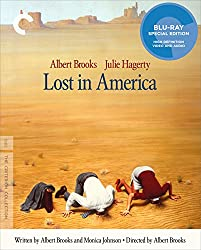 Lost in America (The Criterion Collection) [Blu-ray]