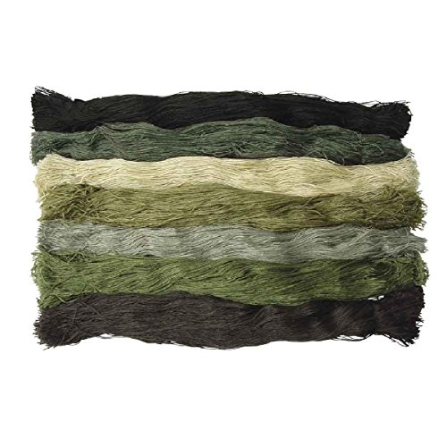 Voodoo Tactical 1 Pound Camo Suit Yarn Pack (Ghillie Kit)