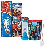 Super Hero Inspired 5pc Bright Smile Oral Hygiene