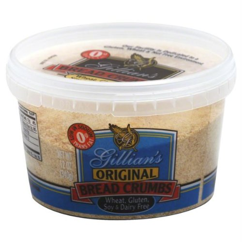 Gillians Foods Bread Crumb Plain, 12 oz