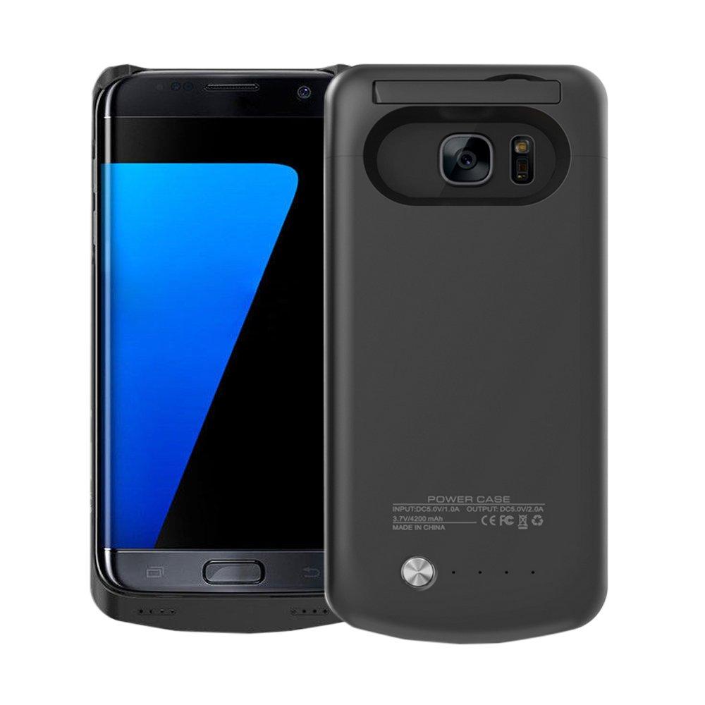 Funda Con Bateria de 4200mah para Samsung Galaxy S7 IDEALFORCE [797RJF4V]