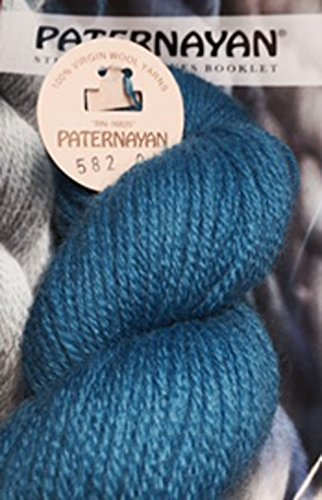 Paternayan Needlepoint 3 Ply Wool Yarn Color 582 Sky Blue