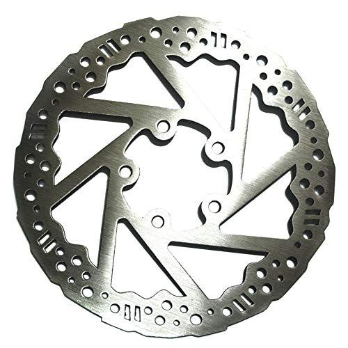 Asudaro Elektrische step, roestvrij staal, mini-scooter, achterwiel, schijfrem, remklauw, 135/120 mm, schijfrem, voor…