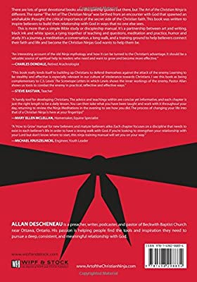 The Art of the Christian Ninja: Amazon.es: Allan Descheneau ...
