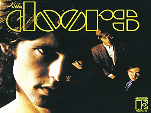 The Doors Music Poster Standard Size 18×24 inches