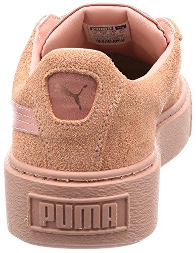 Rose Puma 37 Couleur Pointure Platform 36600901 5 Strap HCCx4zq