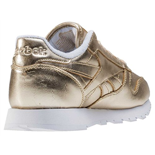 Reebok Classic Leather Spirit Damen Sneaker Metallisch