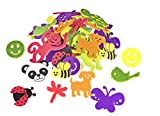 Creative Hands Creatures Stickers