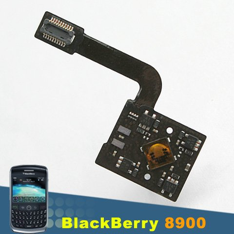 ORIGINAL BLACKBERRY CURVE 8900 JAVELIN OEM TRACKBALL PCB MEMBRANE FLEX CABLE & Tools - Blackberry Javelin