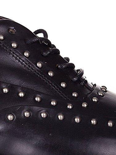 A.S. 98 , Damen Sneaker schwarz schwarz
