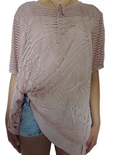 Nowingline - Camisas - para mujer rosa