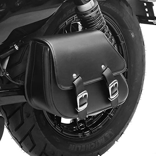Craftride Swing Arm Saddle Bag support for Harley Sportster Forty-Eight 48 10-20