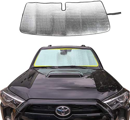 JeCar Windshield Sunshade 4runner Custom fit