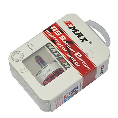 HTRC EMAX RS2306 2400KV White Editions RaceSpec Brushess Motor For FPV Quadcopter