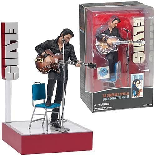 B000NX1E54 Lucky Yeh International, Ltd Collector's Edition Boxed Set Elvis '68 Special 512BDydM302L.