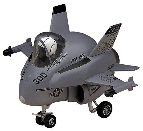 Hasegawa 'Egg Plane FA-18 Hornet Model Kit TH4