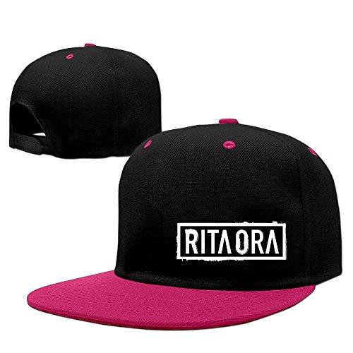 Custom Best Graphic Unisex Rita Singer Ora Sun Caps Pink