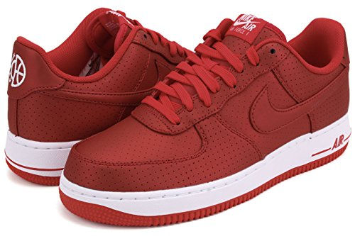 Nike Air Force 1 '07 Lv8 - Zapatillas de baloncesto Hombre action red white 607