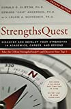 StrengthsQuest, Donald O. Clifton, Edward Chip Anderson, 1595620117