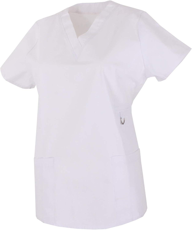 Uniforme Medica con Camice e Pantaloni MISEMIYA Uniformi Mediche Camice Uniformi sanitarie