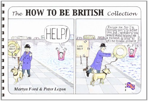 how to be british - 1