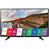 LG 49LH576T 123 cm (49 inches) Full Smart HD LED IPS TV (Black)