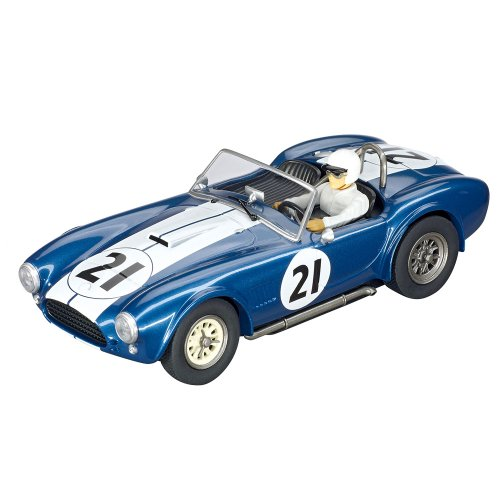 Carrera Evolution Shelby Cobra 289 No.21 Slot Car for sale  Delivered anywhere in USA