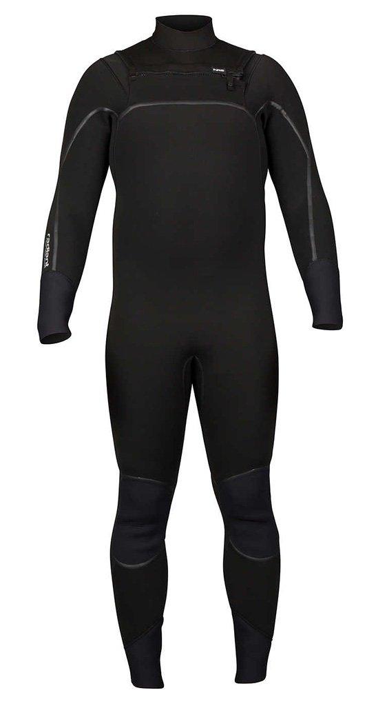 NRS Men 's Radiant 4 / 3 mmウェットスーツ XXX-Large ブラック B01KNGBEMI