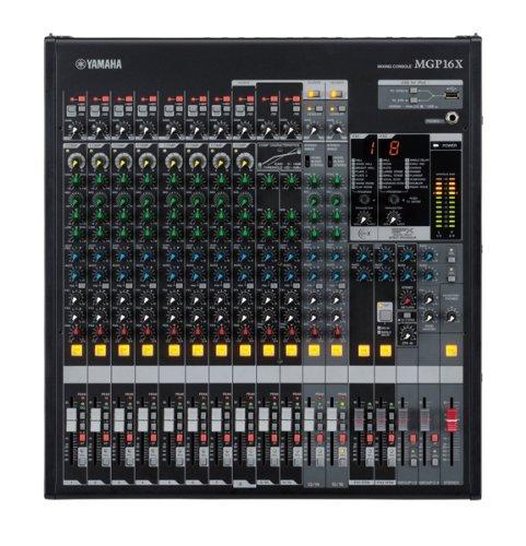 UPC 086792963044, Yamaha MGP16X 16-Channel Mixer