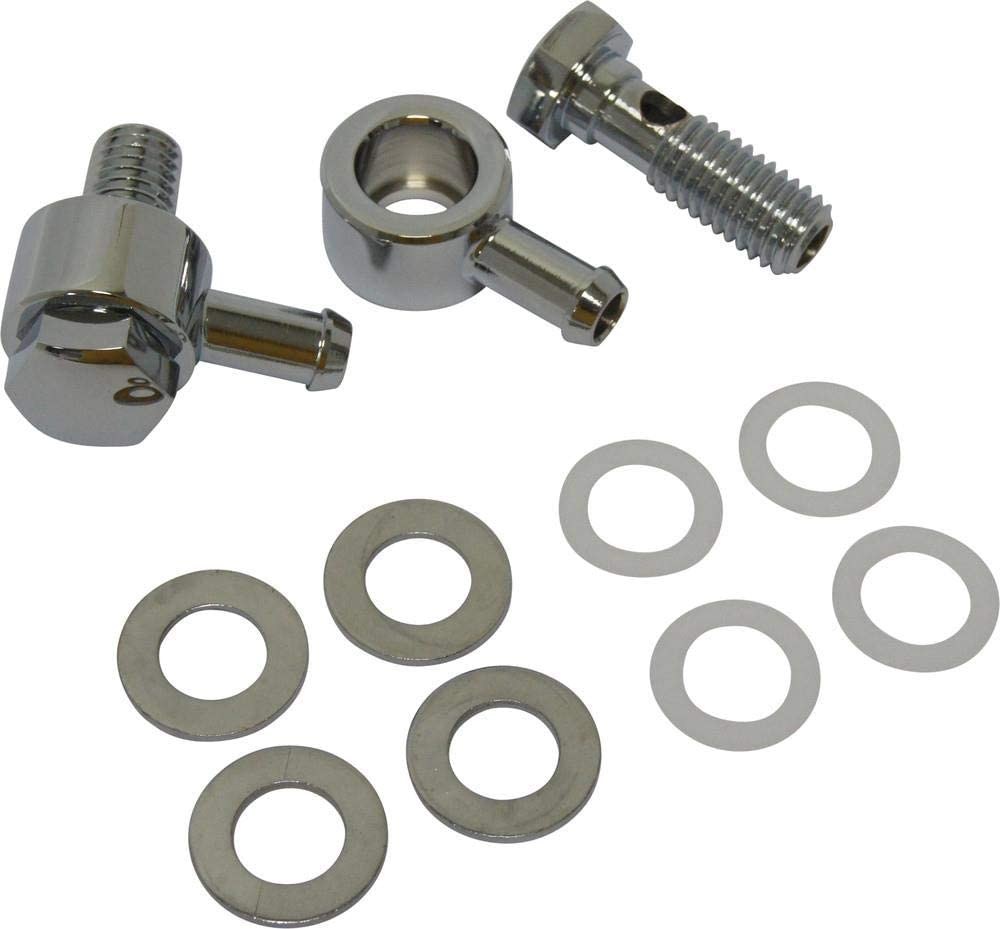V-Twin 31-0431 Air Cleaner Breather Manifold Kit