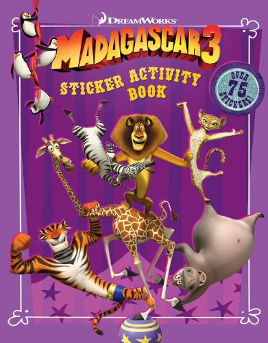 Read Online Madagascar 3: Sticker Activity Book ebook